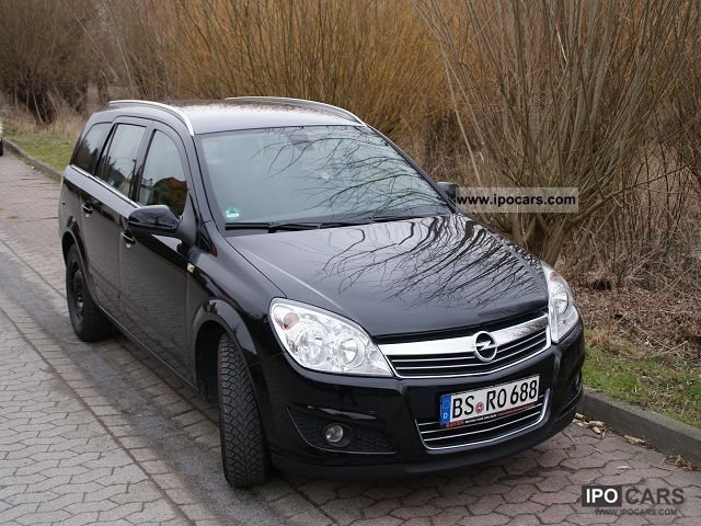 2008 Opel  Astra 1.6 Caravan Cosmo Estate Car Used vehicle photo
