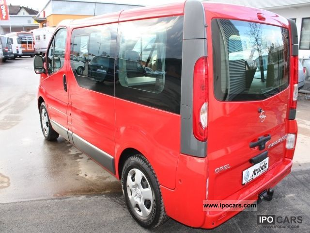 2006 opel vivaro 2 5 cdti life westfalia multivan similar car photo and specs. Black Bedroom Furniture Sets. Home Design Ideas