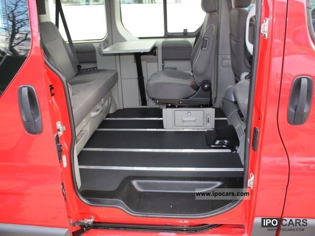 2006 opel vivaro 2 5 cdti life westfalia multivan similar. Black Bedroom Furniture Sets. Home Design Ideas