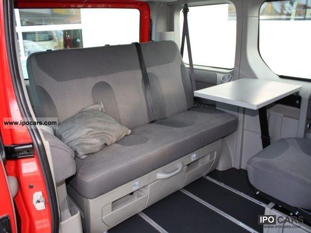 2006 opel vivaro 25 cdti life westfalia multivan similar. Black Bedroom Furniture Sets. Home Design Ideas