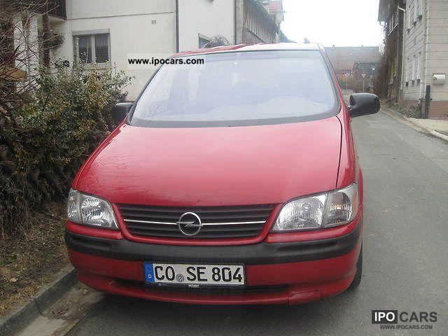 1998 Opel  Sintra 2.2 GLS 16V Van / Minibus Used vehicle photo