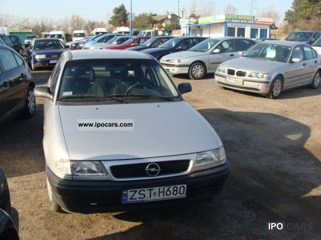 Opel  Astra 1.4 + GAZ 2000 Liquefied Petroleum Gas Cars (LPG, GPL, propane) photo