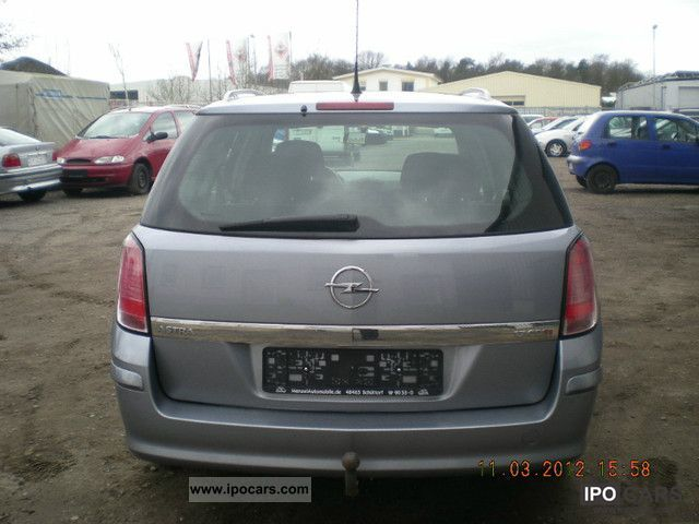 2005 opel astra 1 7 cdti caravan euro4kat climate control car photo and specs. Black Bedroom Furniture Sets. Home Design Ideas