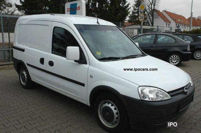 2006 Opel  Combo 1.3 CDTI Comfort / box truck / sliding doors Van / Minibus Used vehicle photo