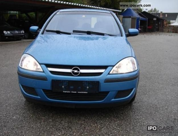 2003 opel corsa 1 2 16v comfort car photo and specs. Black Bedroom Furniture Sets. Home Design Ideas