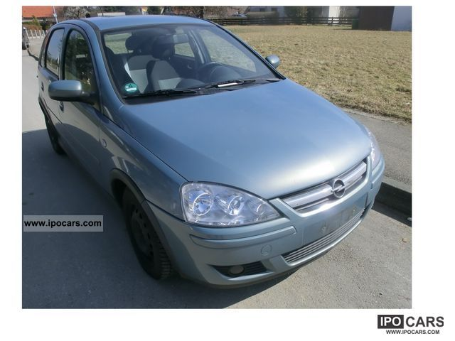 2006 Opel  Corsa 1.4 Twinport Small Car Used vehicle photo