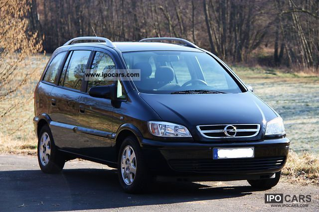 2005 opel dti zafira 2 2 njoy car photo and specs. Black Bedroom Furniture Sets. Home Design Ideas