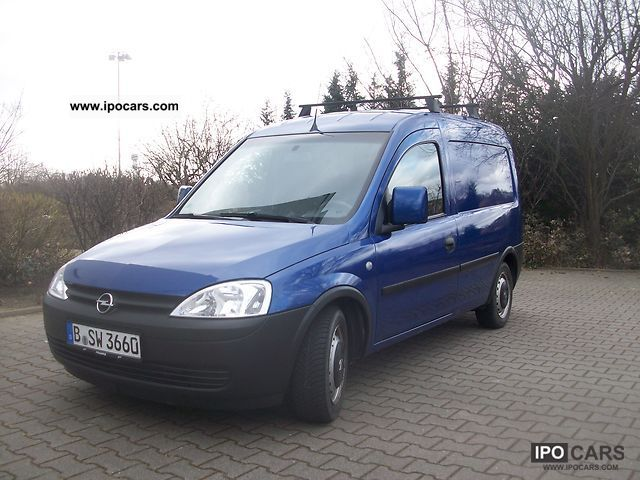 2007 Opel  Combo 1.3 CDTI DPF Other Used vehicle photo