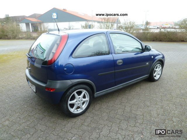 2003 opel corsa 1 7 dti 16v njoy car photo and specs. Black Bedroom Furniture Sets. Home Design Ideas