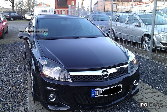 2008 Opel Astra Opc Car Photo And Specs