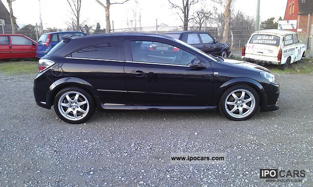 2008 opel astra opc car photo and specs. Black Bedroom Furniture Sets. Home Design Ideas