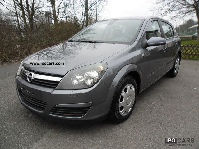 2004 Opel  Astra 1.4 Elegance **** **** Air condition TOP Limousine Used vehicle photo