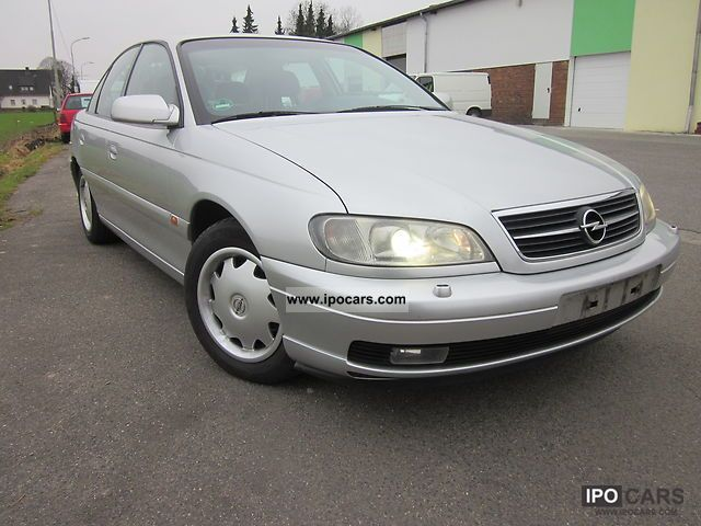 2000 Opel  Omega 2.2 16V Elegance Limousine Used vehicle photo