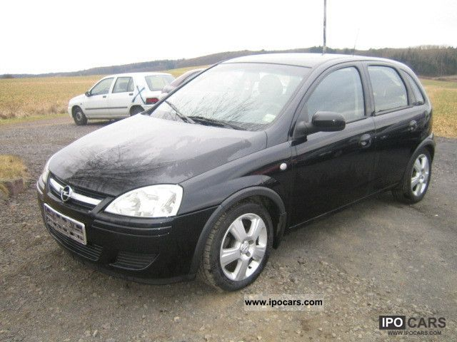 2004 opel corsa 1 3 cdti enjoy with style package cruise control car photo and specs. Black Bedroom Furniture Sets. Home Design Ideas