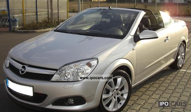 Opel Astra Twin Top 1 8 Cosmo 2008