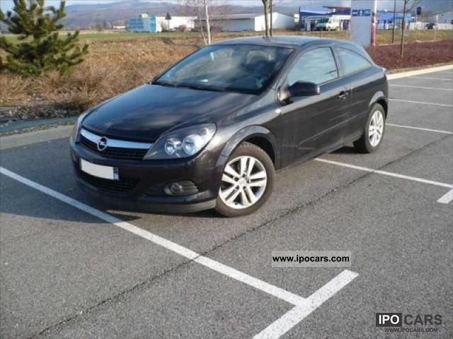 2008 opel astra gtc 1 9 sport cdti120 car photo and specs. Black Bedroom Furniture Sets. Home Design Ideas
