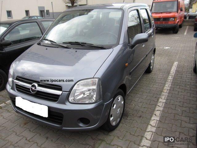 2007 Opel  Agila 1.0 12V Edition Small Car Used vehicle photo