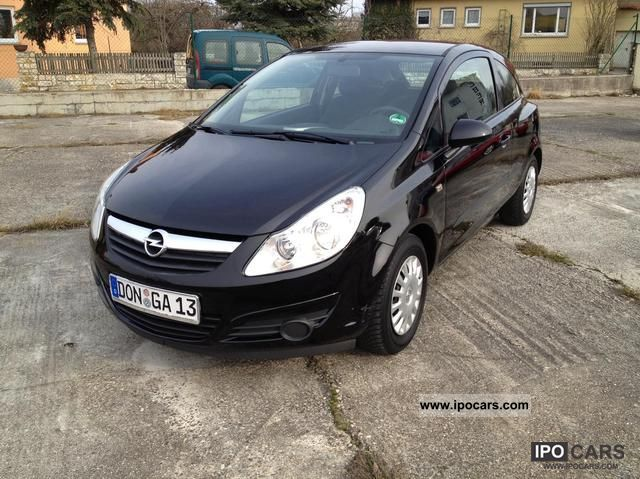 2006 opel corsa 1 2 16v car photo and specs. Black Bedroom Furniture Sets. Home Design Ideas