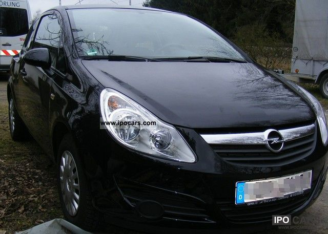 2010 Opel  Corsa 1.0 12V Small Car Used vehicle photo