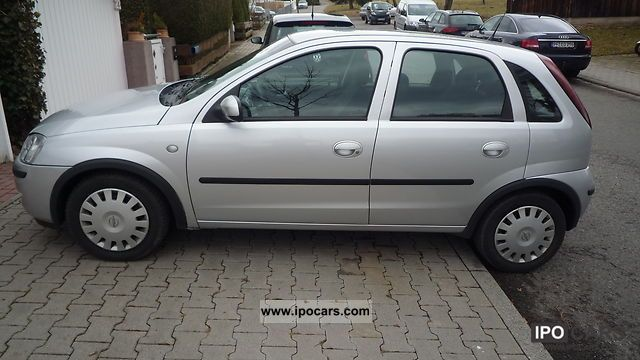 2004 opel corsa 1 3 cdti car photo and specs. Black Bedroom Furniture Sets. Home Design Ideas