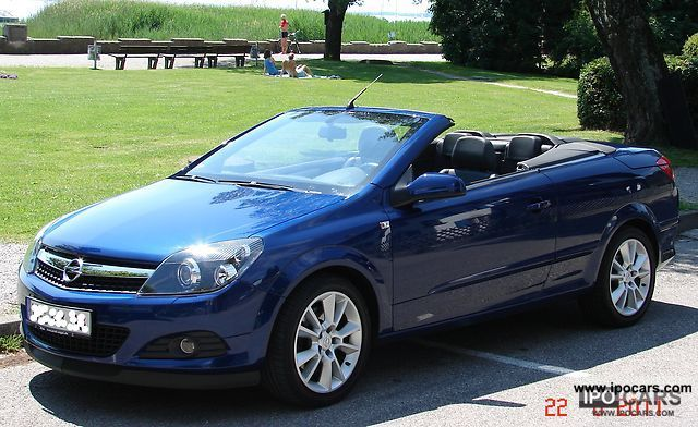 2006 opel astra twintop 1 9 cdti cosmo car photo and specs. Black Bedroom Furniture Sets. Home Design Ideas