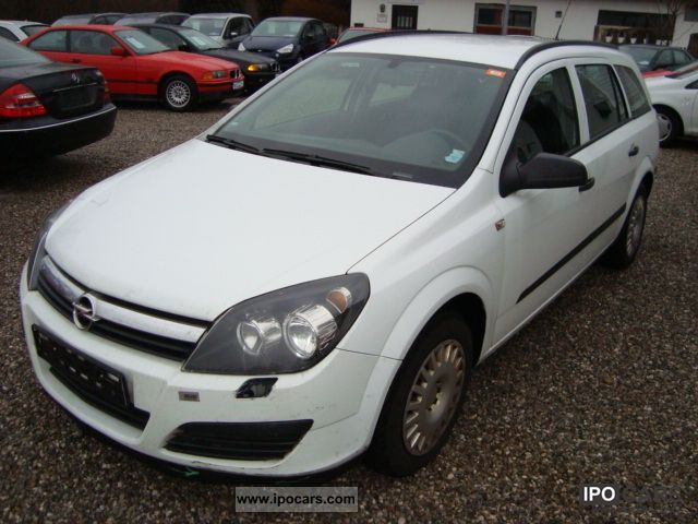 2007 Opel  Astra 1.3 CDTI climate NET 4200 Estate Car Used vehicle photo
