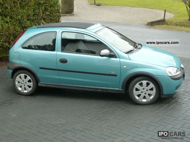 2003 opel corsa 1 0 12v njoy car photo and specs. Black Bedroom Furniture Sets. Home Design Ideas