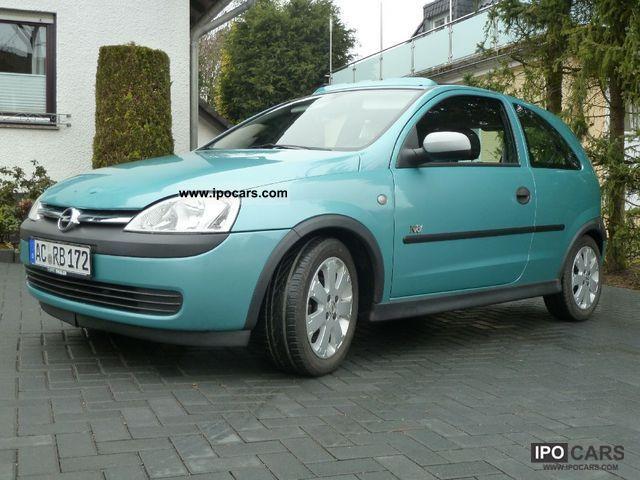 2003 opel corsa 1 0 12v njoy car photo and specs. Black Bedroom Furniture Sets. Home Design Ideas