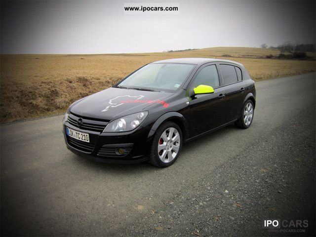 2004 Opel  Astra 2.0T Sport, new timing belt, 235 hp Limousine Used vehicle photo