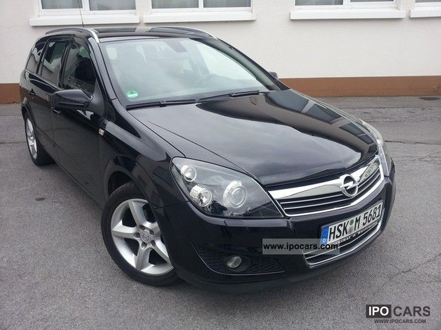 2009 Opel  Astra 1.8 Caravan innovation 110 years Estate Car Used vehicle photo