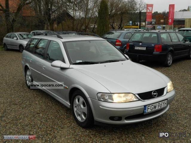1999 Opel Vectra Vectra śliczna Doinwestowana Car Photo And Specs