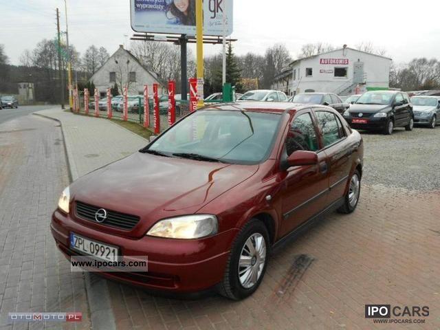 2000 Opel  Śliczna Astra Astra - STAN BDB Small Car Used vehicle photo