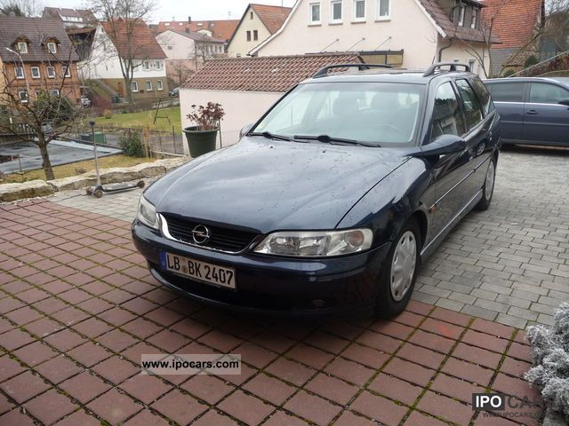 2000 Opel  Vectra Caravan 2.0 DTI Edition 2000 Estate Car Used vehicle photo