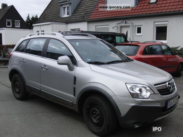 2007 opel antara 2 0 cdti cosmo 4x4 car photo and specs. Black Bedroom Furniture Sets. Home Design Ideas