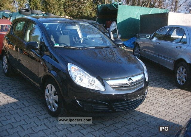 2010 Opel Corsa 1.3 CDTI ecoFLEX DPF Color Edition - Car Photo and ...