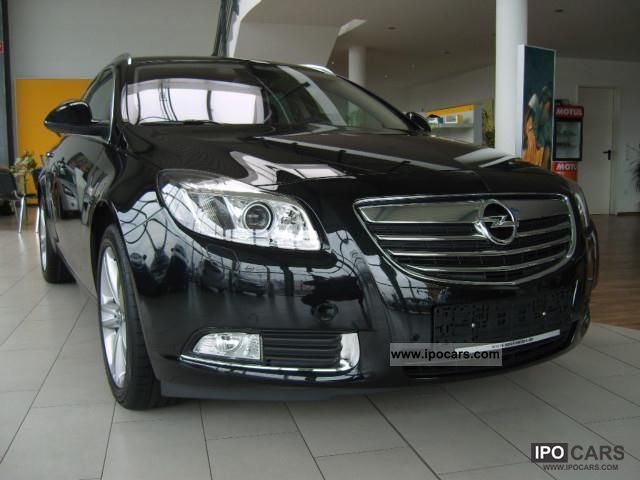 2011 Opel  Insignia Sports Tourer INNOVATION, 2.0 C Estate Car New vehicle photo