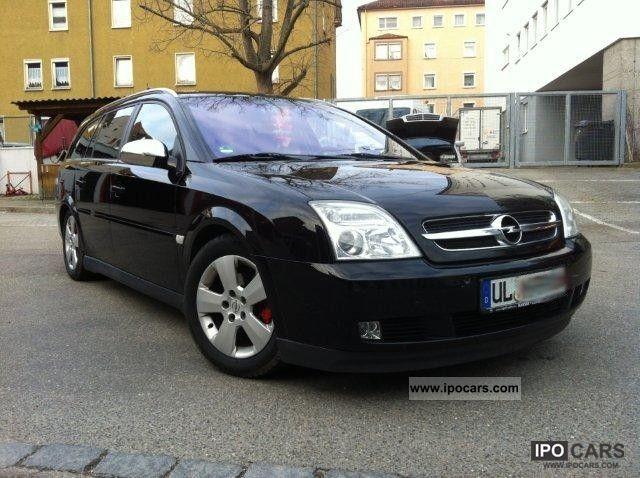 2004 Opel  Vectra 2.2 Caravan Cosmo Estate Car Used vehicle photo