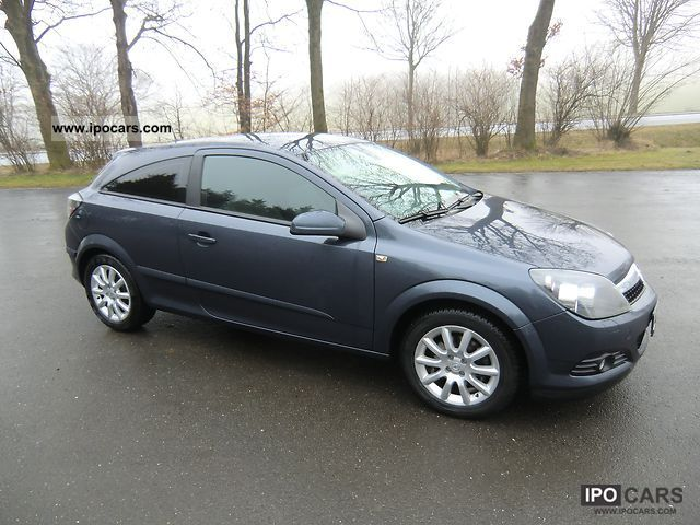 Opel  Astra GTC 1.6 / Navi, PDC, LPG Autogas, 8 tires 2007 Liquefied Petroleum Gas Cars (LPG, GPL, propane) photo