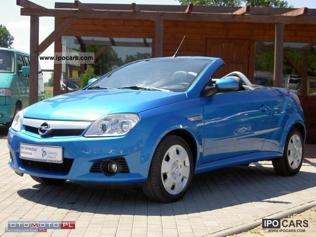 2006 opel tigra convertible air pi kne car photo. Black Bedroom Furniture Sets. Home Design Ideas