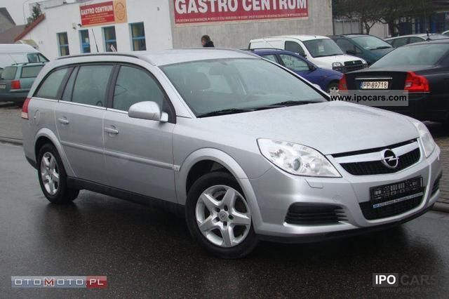 2007 Opel  Vectra C 1.8 LIFTING KOMBI ALU AIR Estate Car Used vehicle photo