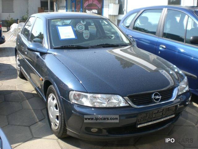 2002 opel vectra 1 6 selection klimaautomatic car photo and specs. Black Bedroom Furniture Sets. Home Design Ideas