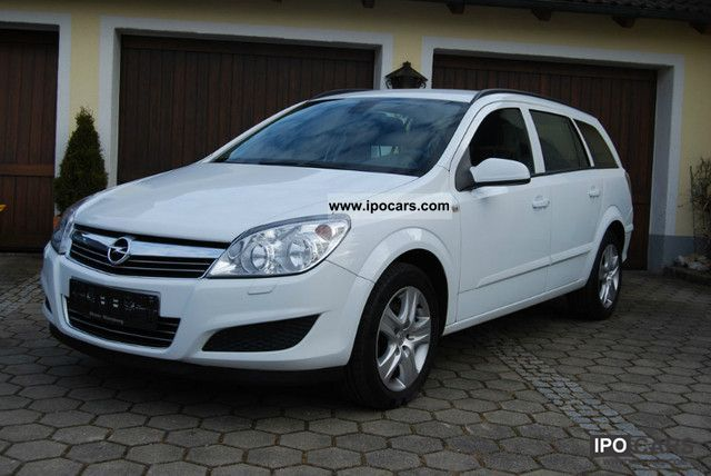 2008 opel astra caravan 1 9 cdti dpf edition car photo and specs. Black Bedroom Furniture Sets. Home Design Ideas