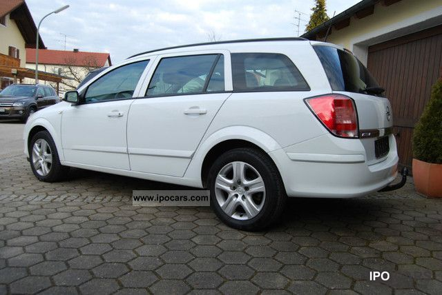 2008 opel astra caravan 1.9 cdti dpf edition - car photo and specs