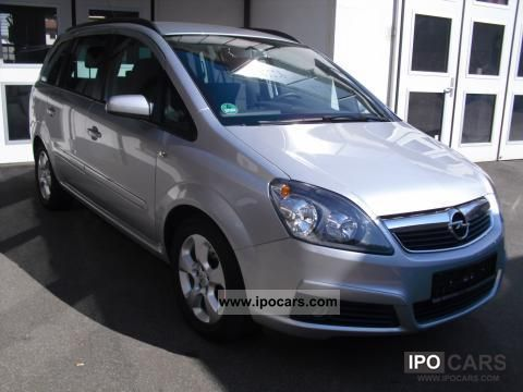 2005 opel zafira 2 2 automatic related infomation specifications weili automotive network. Black Bedroom Furniture Sets. Home Design Ideas