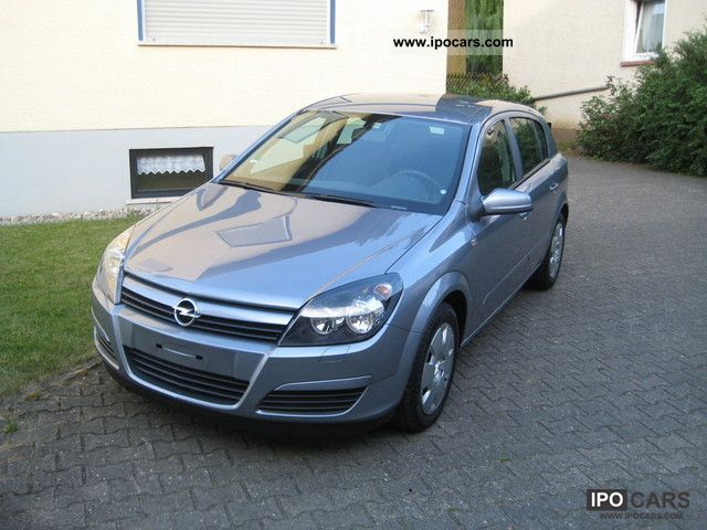 2004 opel astra 1 4 car photo and specs. Black Bedroom Furniture Sets. Home Design Ideas