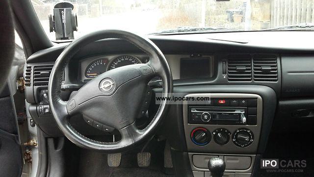 Opel Vectra Vectra B Caravan 1.6 Ecotec 1.6 16v