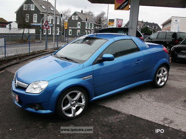 2005 Opel Tigra Twin Top 1 8 Sport Car Photo And Specs
