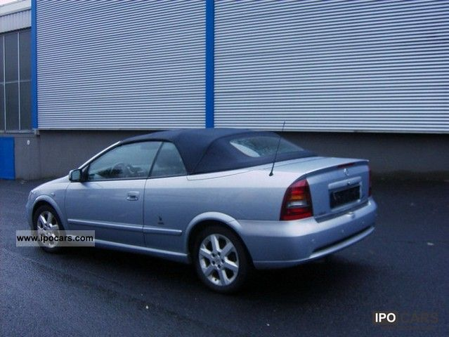 2002 opel astra convertible 1 8 16v bertone car photo and specs. Black Bedroom Furniture Sets. Home Design Ideas