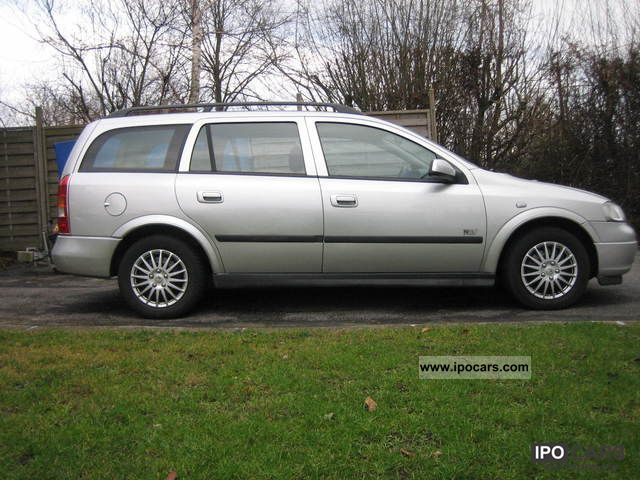 2003 opel astra caravan 1 7 dti njoy car photo and specs. Black Bedroom Furniture Sets. Home Design Ideas