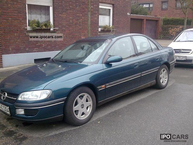 1996 Opel  Omega 2.5 V6 CD Reflection Limousine Used vehicle photo